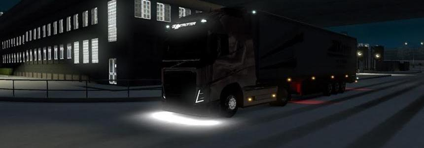 Neon Light All Truck