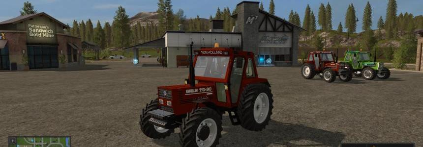 New Holland 110-90 v1.0