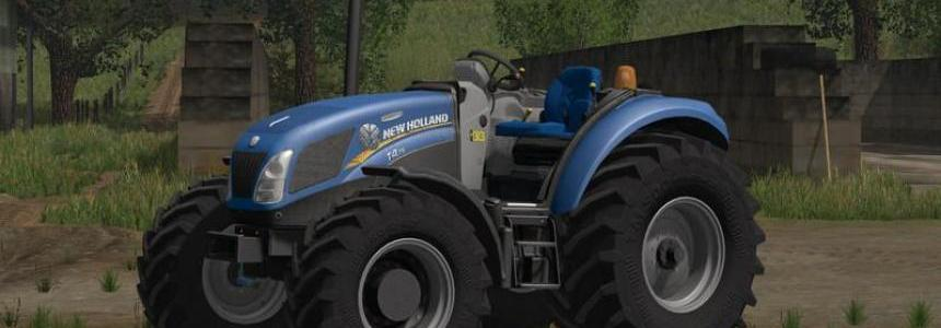 New Holland T4 75 Garden Edition v1.17