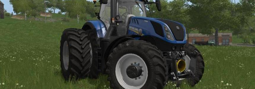 New holland t7 roue jumelee v1.0