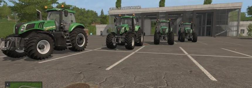 New Holland T8 Green Edition log clean v1.1.0.0