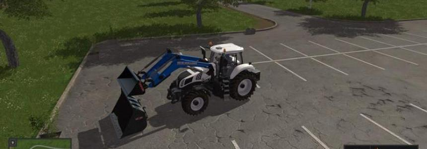 New Holland T8 Tuning v1.1