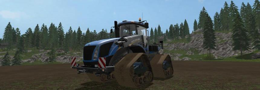 New Holland T9.700 SmartTrax v1.0