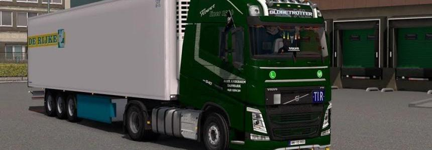 New Volvo FH16 2012 v1.0