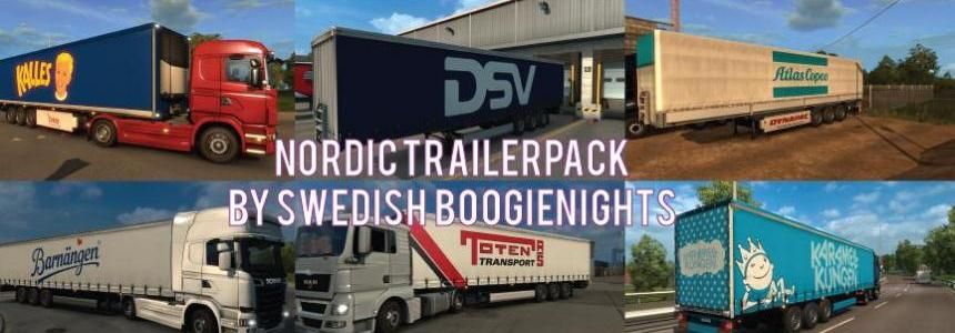 Nordic Trailers Pack v1.0