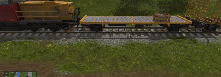 Pallet Wagon v0.1