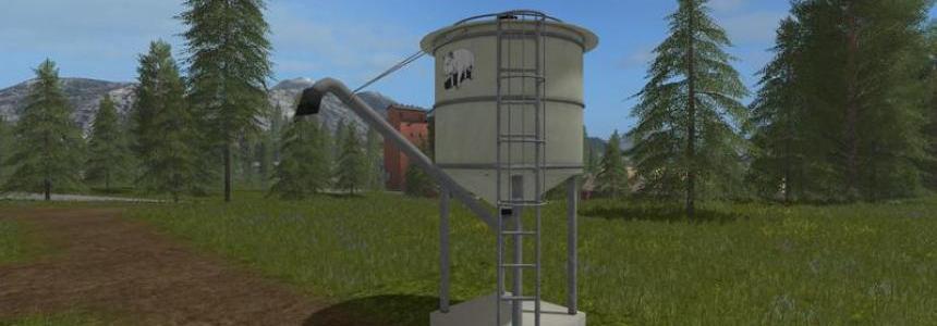 Pig feed silo v1