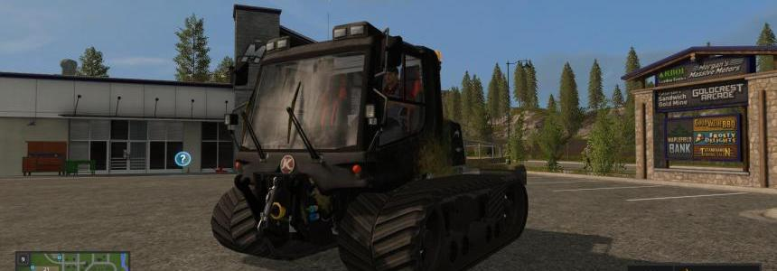 PISTENBULLY 100 FS2017 v1