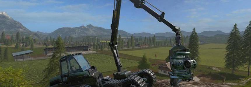 Ponsse Bear Harvester v1.0