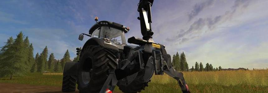 Ponsse Mounted Crane for Tractors v1.0