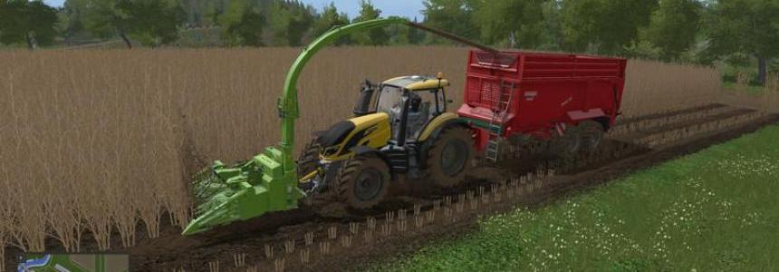 Poplar harvester for tractors v1.3.0.1
