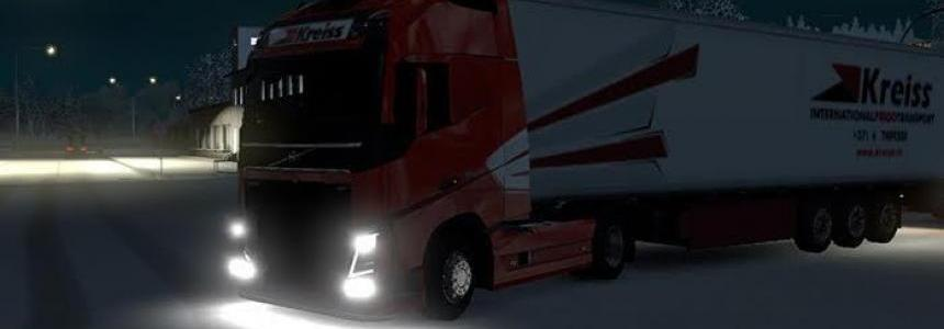 Realist Fog Lamp For All Truck