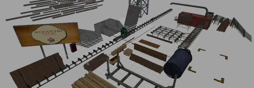 Sawmill GE Objects Pack v1.0