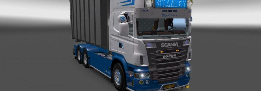 SCANIA Abroll 1.26.2.2s