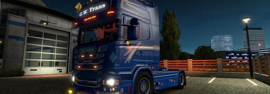 Scania G.W Trans