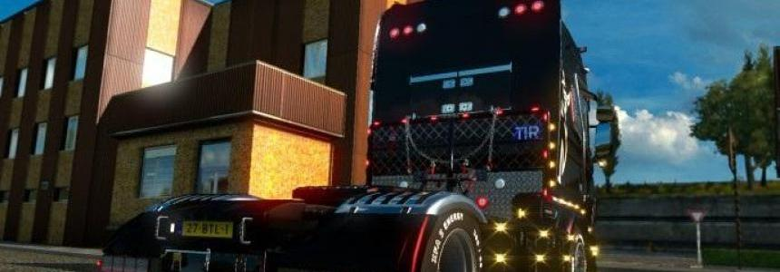 Scania R (SCS) Tuning Beta v1.0