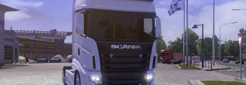 Scania R700 Final Full 2017