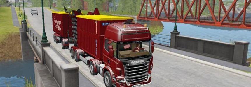 Scania R730 BRUCKS v1.0