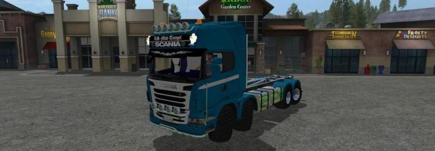 Scania R730 IT Runner v1.0