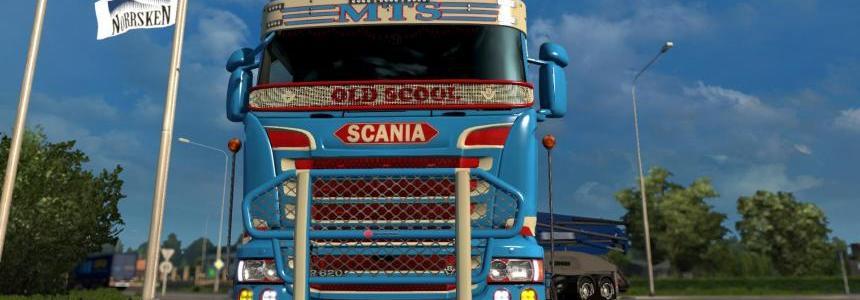 Scania R&S Maik Terpe skin 1.26.x