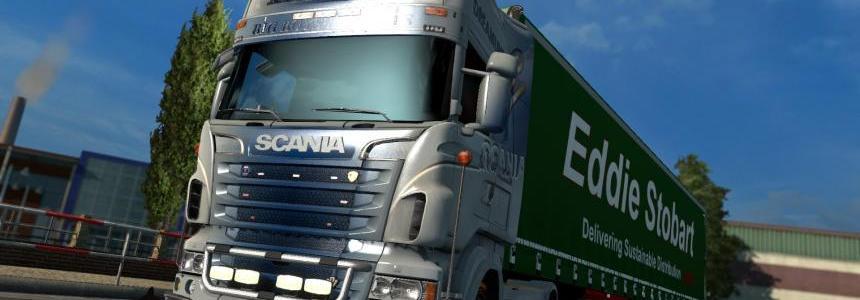 Scania R&S Topline Konzack skin 1.26