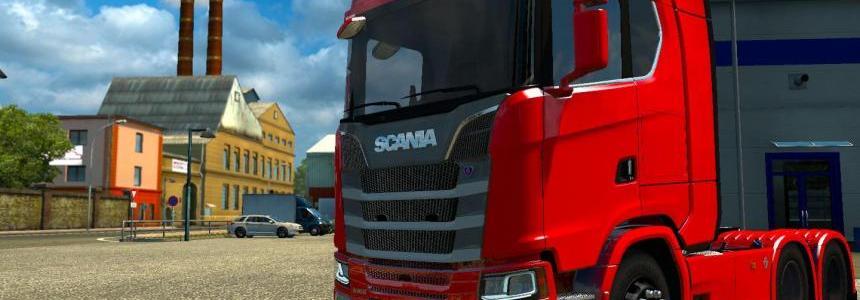 Scania S730 v1.5