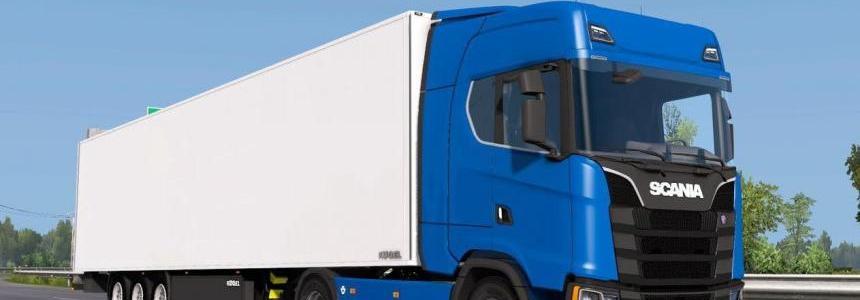 Scania S730 v1.0