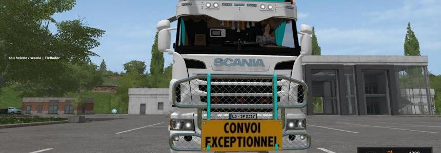 Scania v8 beta