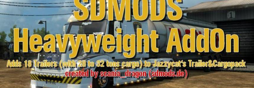 SDMods Heavy Weight AddOn v1.0