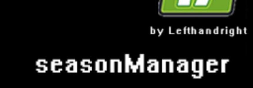 Season Manager v0.2b