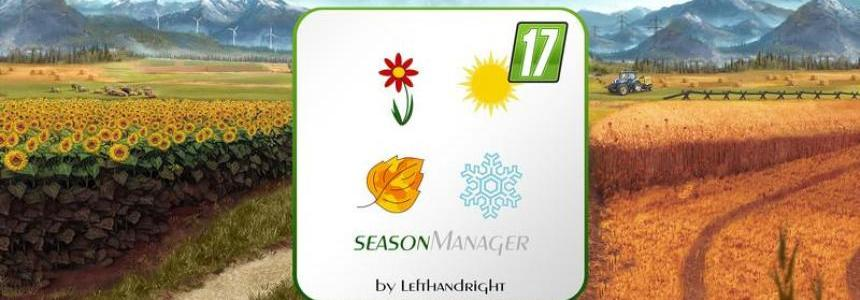 Season Manager v0.3