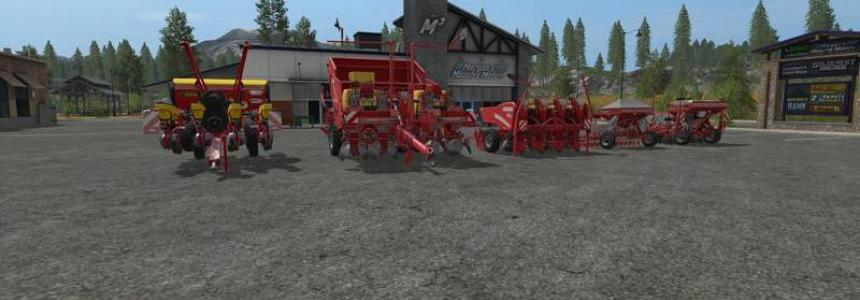 Seeders Pack with direct seed function v2