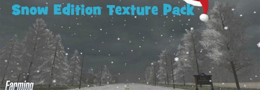 Snow Edition Texture Pack v1.0