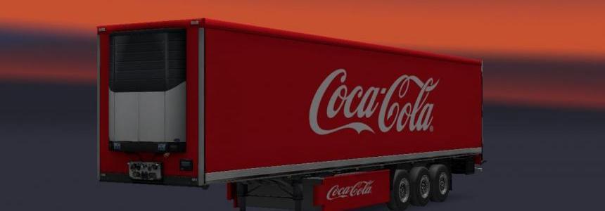 Standalone Coca Cola Trailer v1.0
