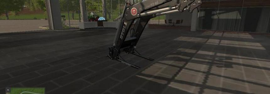 Stoll FZ Pack with Cutterattacher v1.2 + Attacher Fix