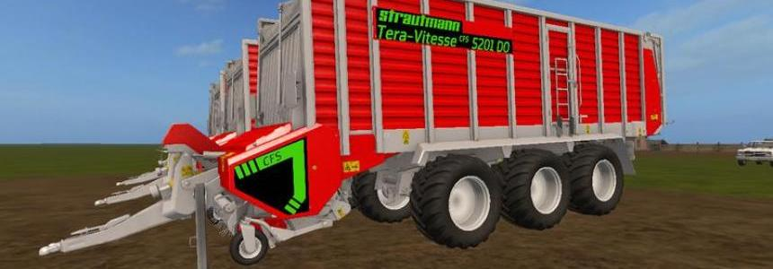 Strautmann Tera Vitesse 5201 v1.0