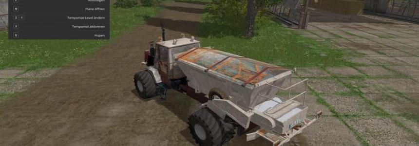 T150 Fertiliser spreader V1.0 wsb