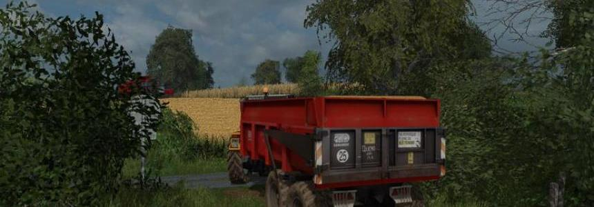 Trailer Demarest 13t v1