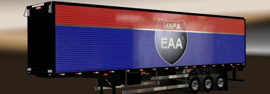 Trailer Special map EAA v1.0