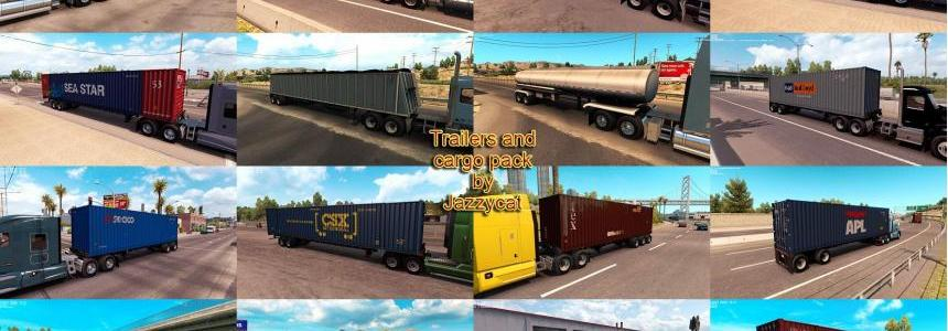Trailers and Cargo Pack by Jazzycat v1.3
