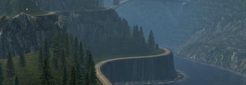 Very Rough Deplorable Road Map mod for 1.26.x
