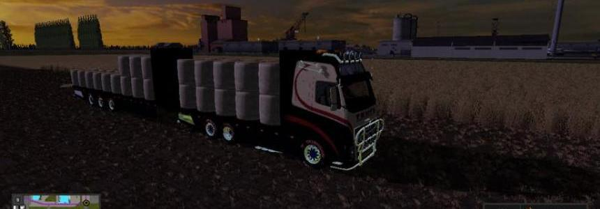 Volvo articulated Pack v0.1