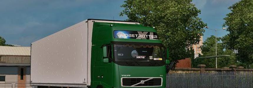 Volvo FH13 Globetrotter XL v1.0