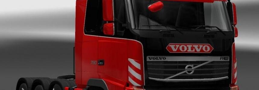 Volvo FH16 Classic Heavy Duty Addon v1.0 BETA4