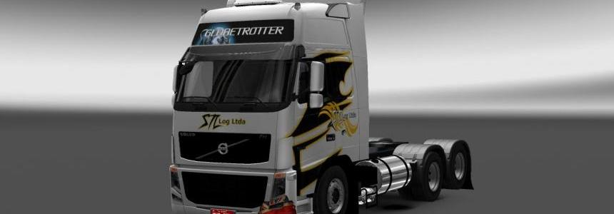 Volvo FH16 Edit By Jhow v2.0