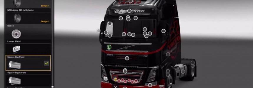 Volvo Turkhis Tuning 1.26