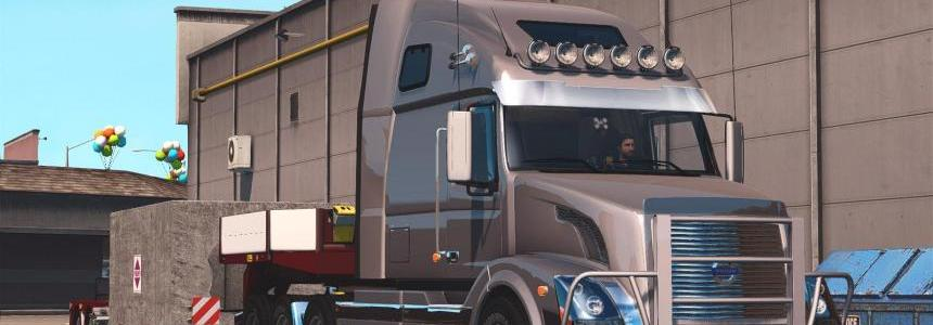 Volvo VNL670 by Aradeth for ATS v1.5.1