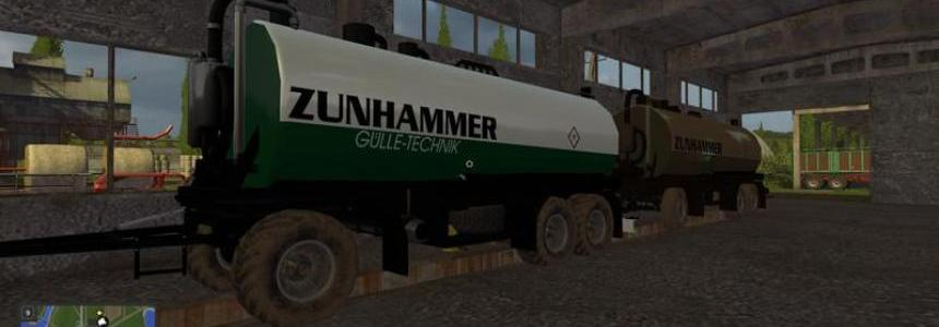 Zunhammer Slurry Transportation v1.0