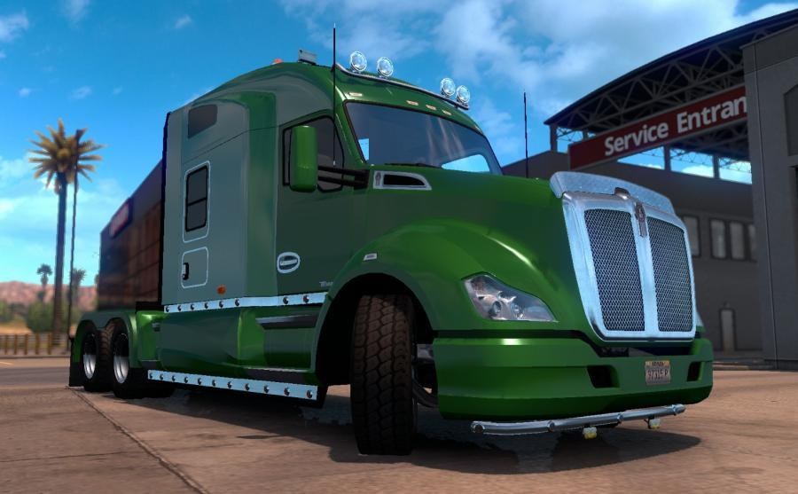 Enhanced Kenworth T680