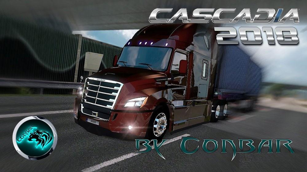 Freightliner Cascadia 2018 v3.0 Fixed